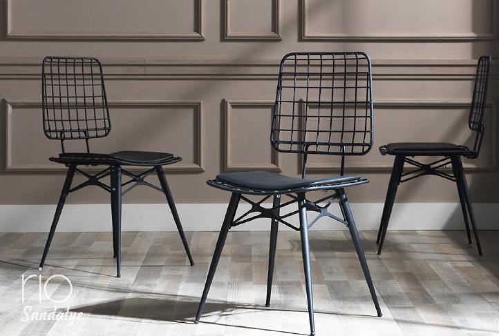 Goedkope Horeca Tafels : Metalen stoelen horeca center