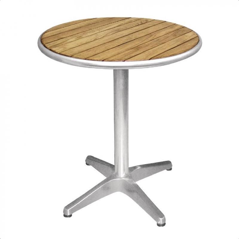 Table De Terrasse En Frêne