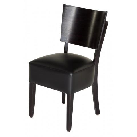 Horeca center tafels stoelen banken barkrukken en m r - Houten tafel en stoel ...