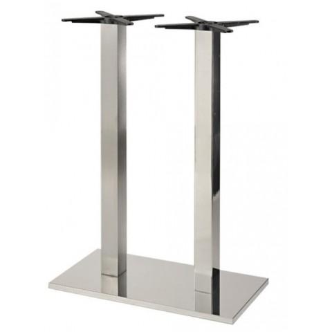 Pied de table haut