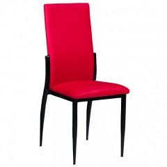 Metalen stoelen