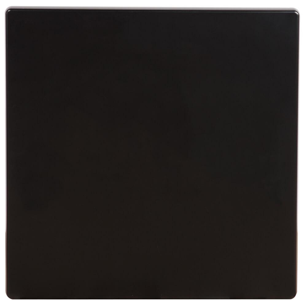 Horeca-Tafelblad-Werzalit-Zwart-60x60-3-Cm-Dik-D