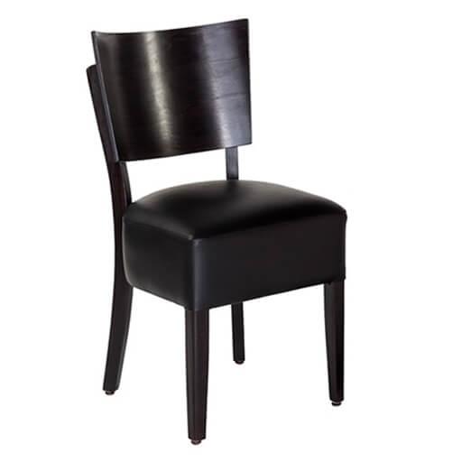 Horeca Stoel - Ciara - Zwart
