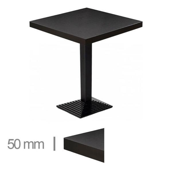 Horeca-Tafel-Dublin-Zwart-70x70-Cm-Met-Onderstel-1-50mm