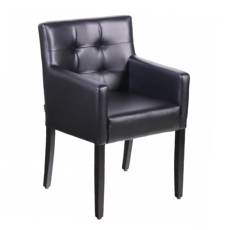 Horeca Fauteuil - Dex - Zwart