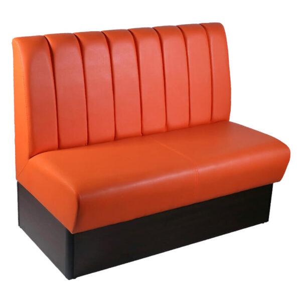 Horeca Eetbank - Safran - Oranje