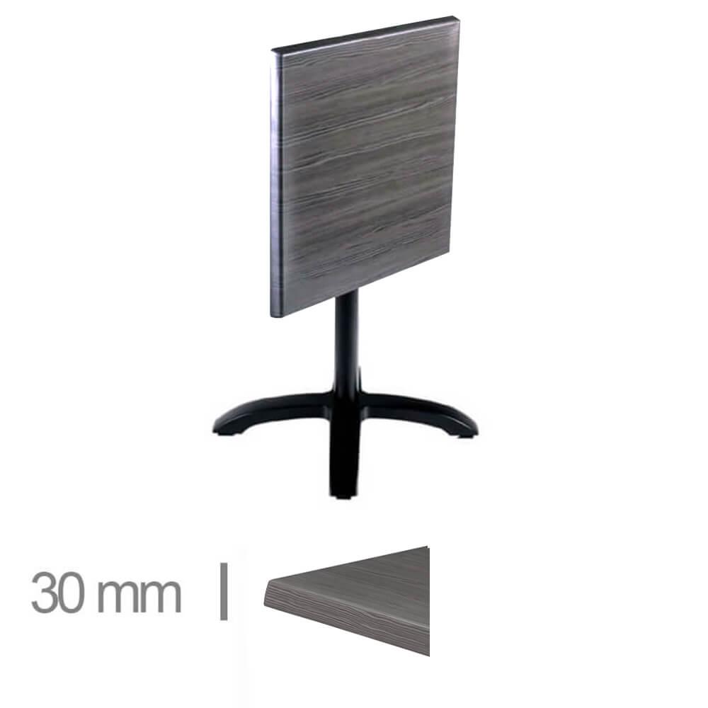 Horeca-Terras-Tafel-Opklapbaar-Werzalit-Gray-Pine-60x60-Cm-30-mm