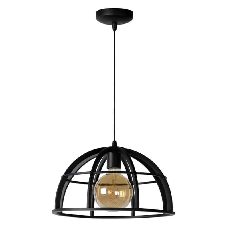 Dikra Hanglamp Ø 40 Cm Zwart - 2