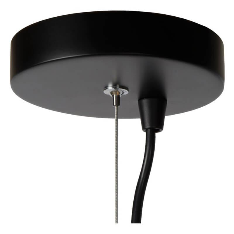 Leanne Hanglamp Zwart - 3