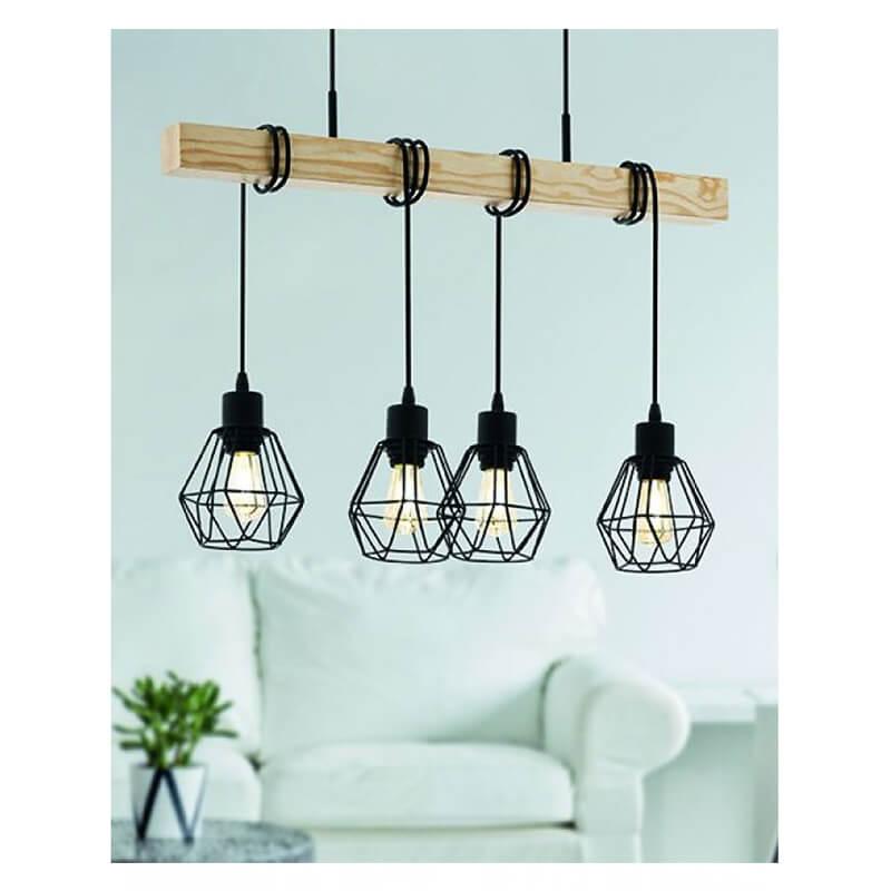 Townshend Hanglamp Quattro - 2