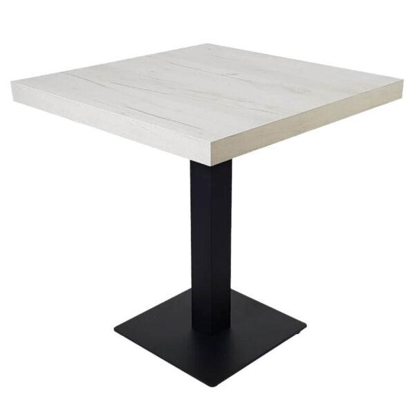 Horeca Tafel - Dublin K1 - 60x60 Cm Met Onderstel