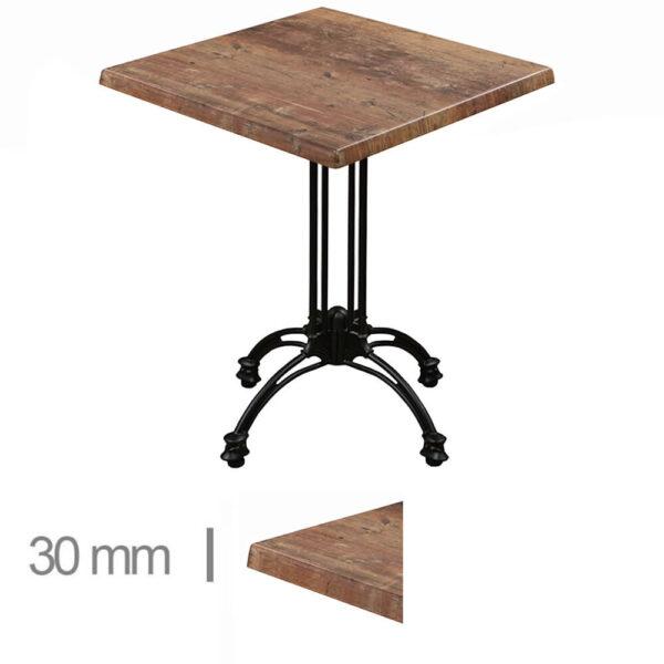 Horeca-Tafel-Werzalit-Findus-60x60-3-Cm-Dik-30mm