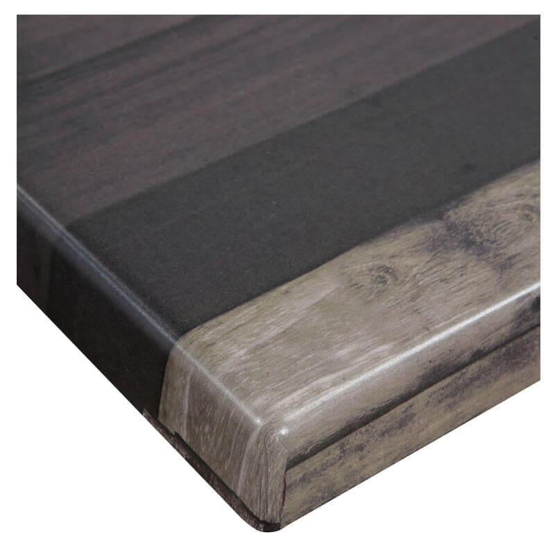 Horeca Tafelblad - Werzalit Blanchas Bruin - 70x120 - 3 Cm Dik - D1