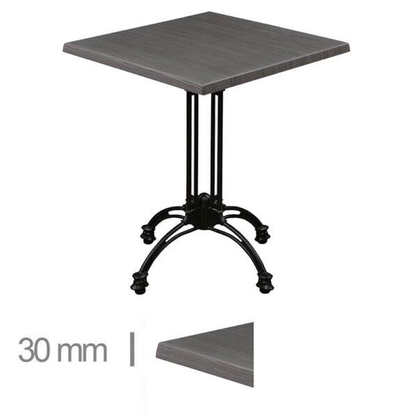 Horeca-Terras-Tafel-Werzalit-Gray-Pine-60x60-Cm-30mm
