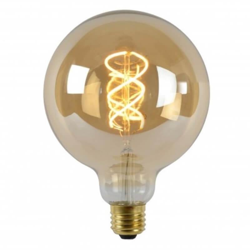 Led Bulb - Filament Lamp - Ø 12,5 Cm