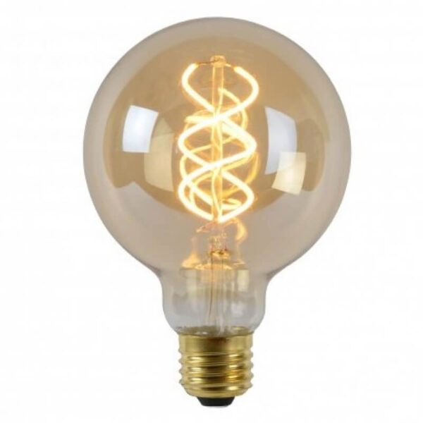 Led Bulb - Filament Lamp - Ø 9,5 Cm