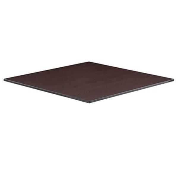 Horeca Tafelblad - Compact Wenge 69x69 - 12 Mm Dik