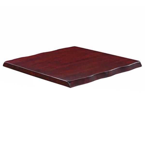 Horeca Beuken Tafelblad - India - 75x75 - 3.5 Cm Dik