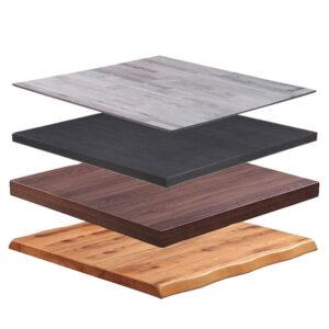 Tafelbladen - Hoofd - Categorie