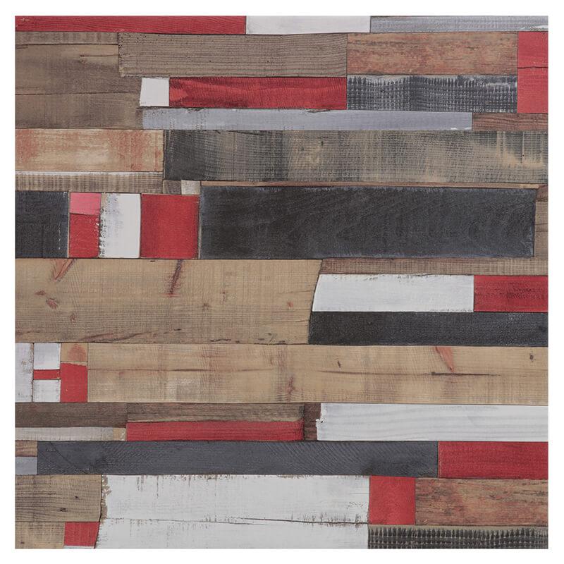Horeca Tafelblad - Werzalit Reddenwood - 60x60 - 3 Cm Dik - D