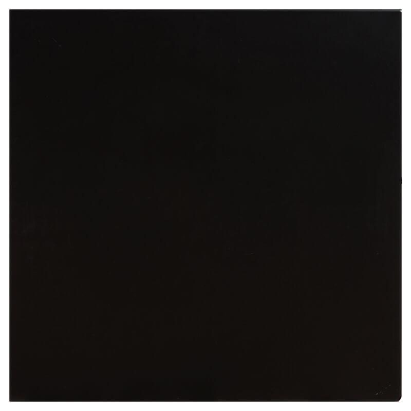 Horeca Tafelblad - Werzalit Zwart - 70x70 - 3 Cm Dik - D