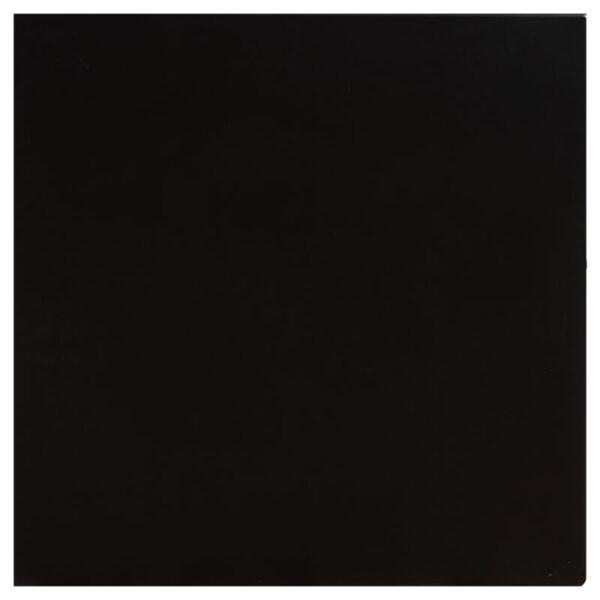 Horeca Tafelblad - Werzalit Zwart - 3 Cm Dik