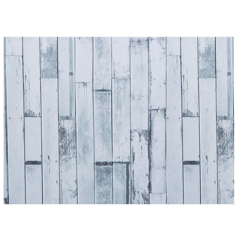 Horeca Tafelblad - Compact Wit Blok - 69x120 Cm - D