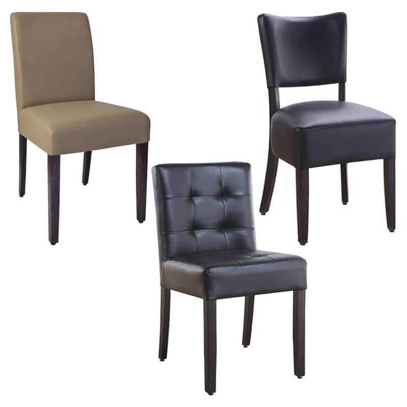 Categorie Lederen stoelen